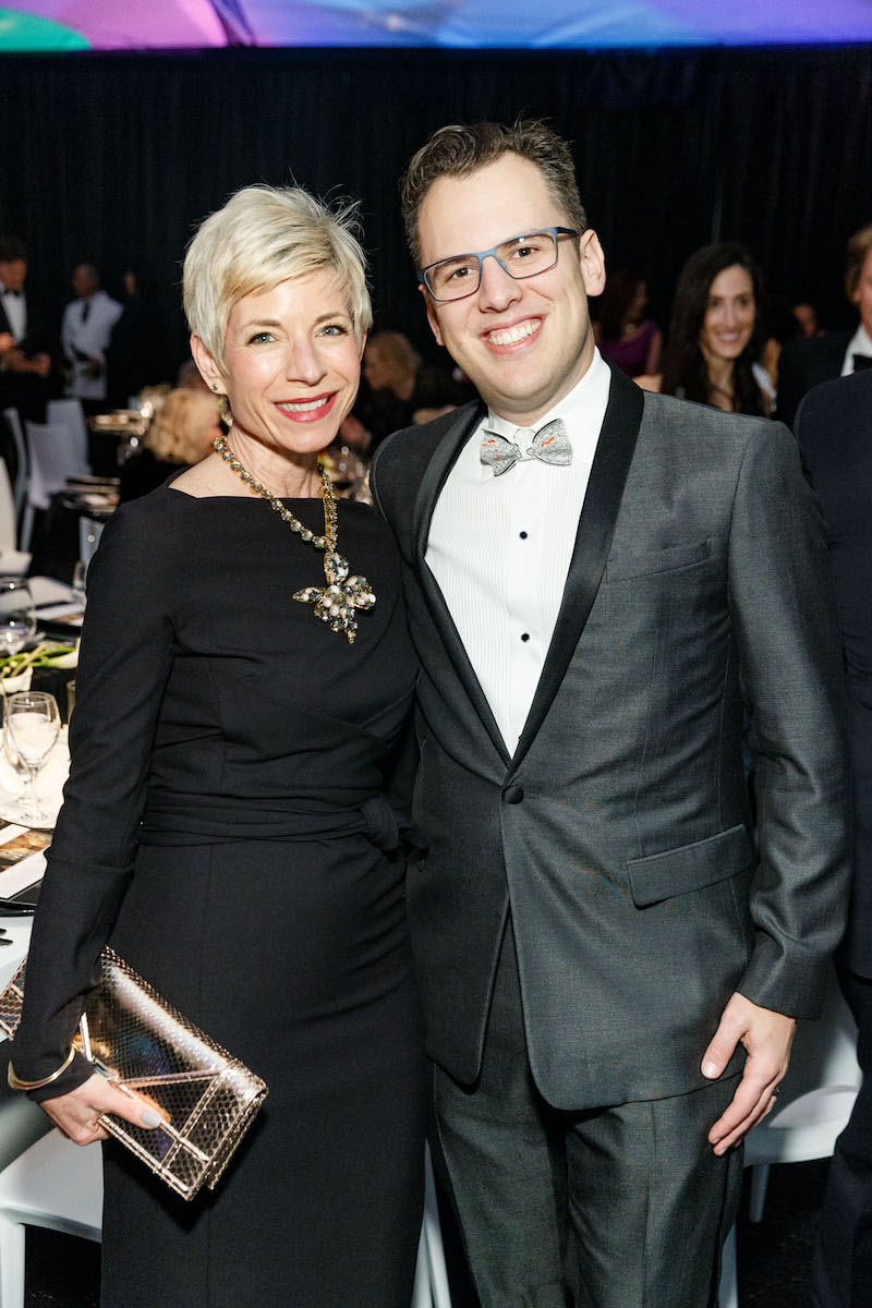 Julie Simpson and Mike Krieger