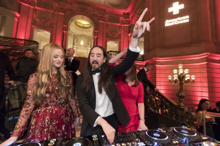 Devon Aoki, Steve Aoki and Echo Aoki