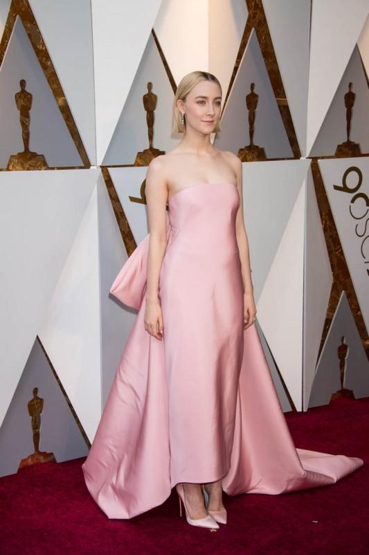 Oscar nominee Saoirse Ronan