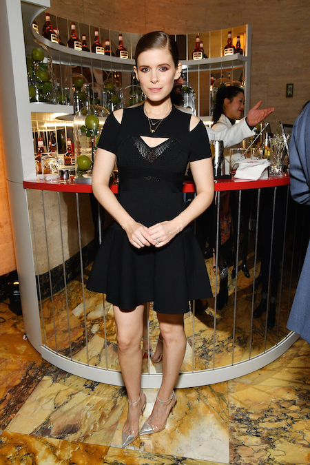 Actress Kate Mara attends Grand Marnier's new campaign launch