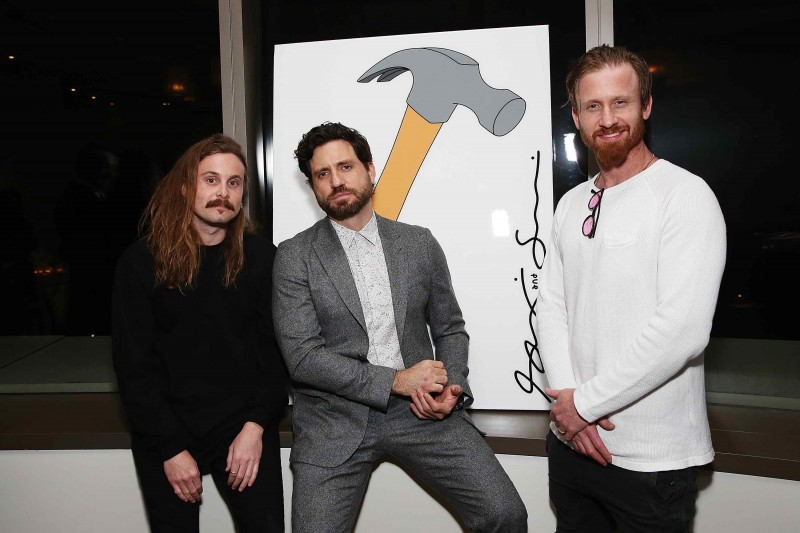Hublot Private Dinner with Edgar Ramirez