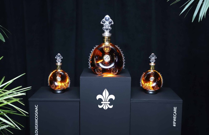 "LOUIS XIII Cognac Presents ""100 Years"" The Song You'll Only Hear #IfWeCare By Pharrell Williams"