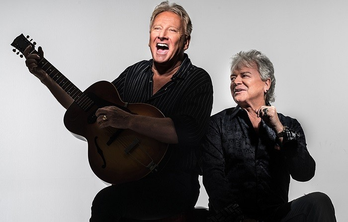 Air Supply's Graham Russell Dishes On Four Successful Decades, The Secret To The Band's Success And What Keeps Him Inspired