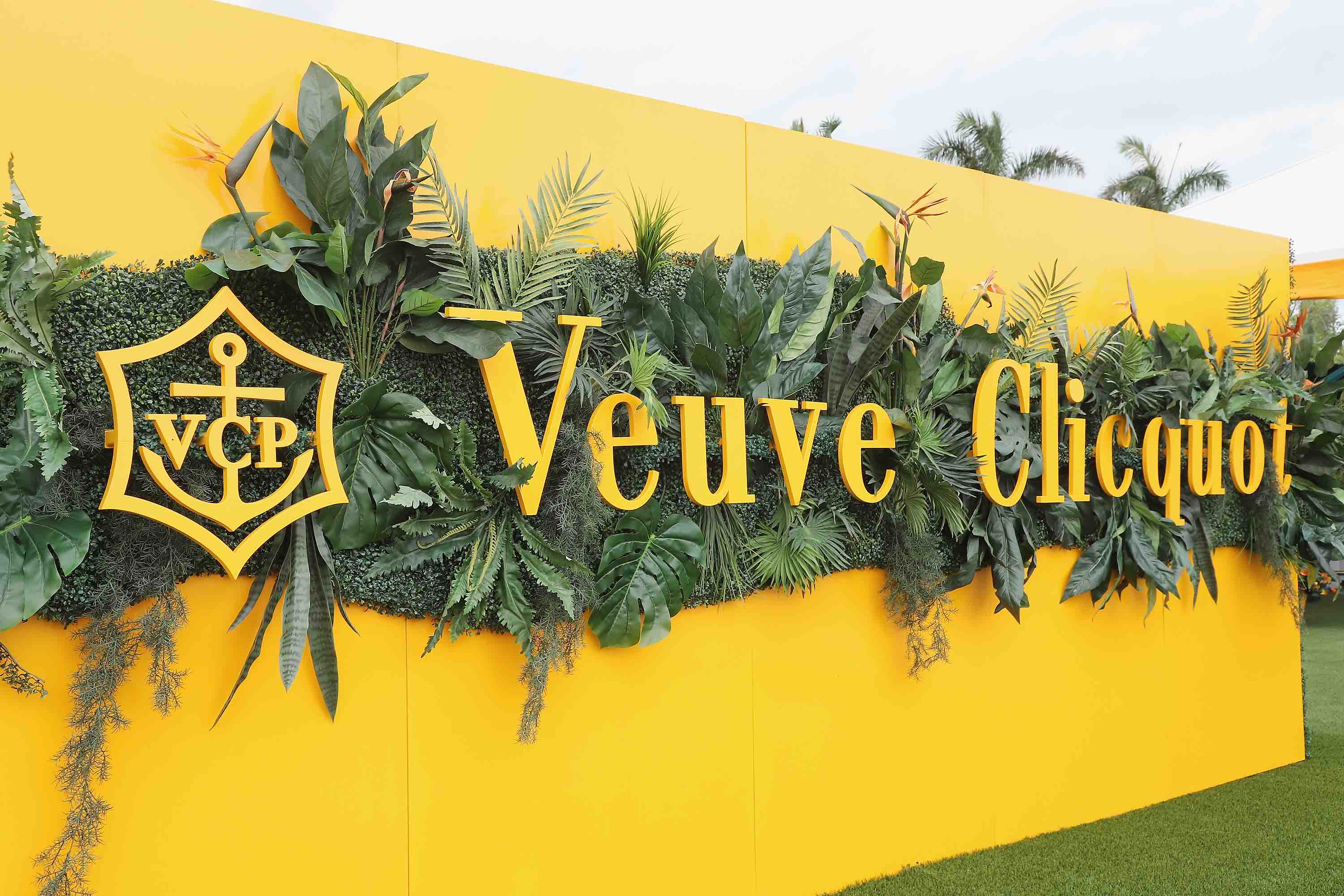MIAMI, FL - MARCH 10: General view of the venue at the 4th Annual Veuve Clicquot Carnaval at Museum Park on March 10, 2018 in Miami, Florida.