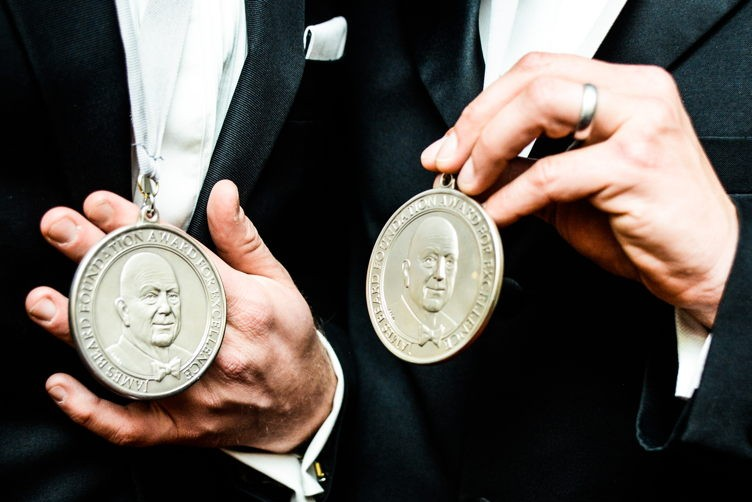 James Beard Award-mosphere