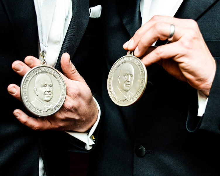 James Beard Award-mosphere