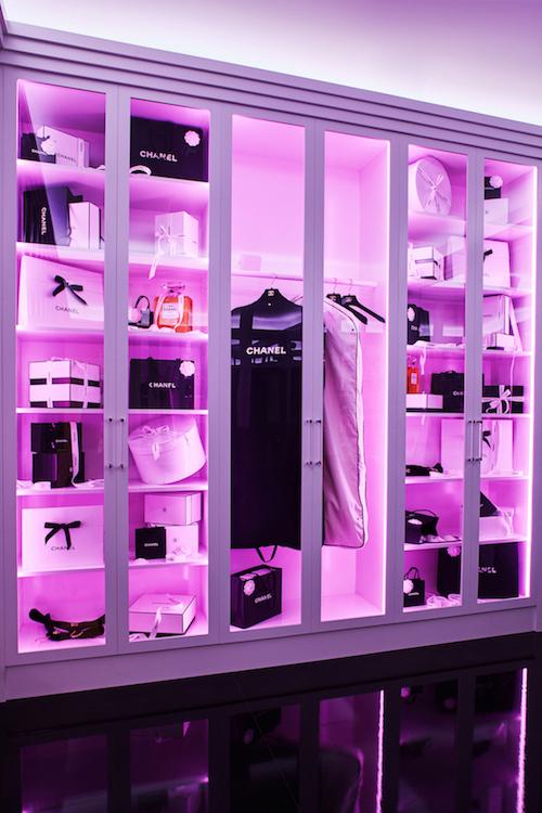Chanel-Berry-Closet 2