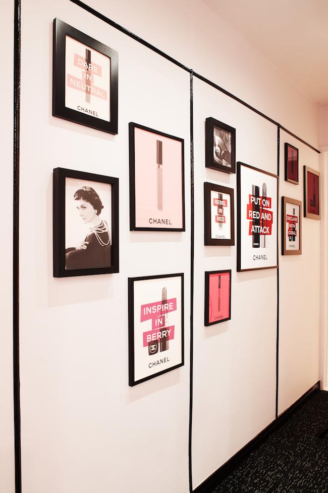 Chanel-Hallway