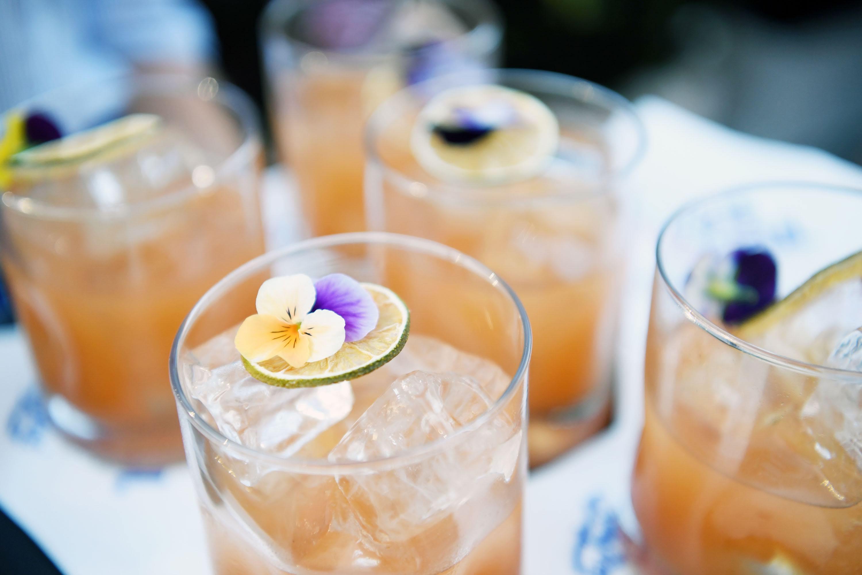 Serafina signature cocktails