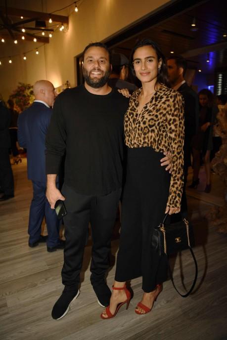 David Grutman & Isabela Rangel Grutman