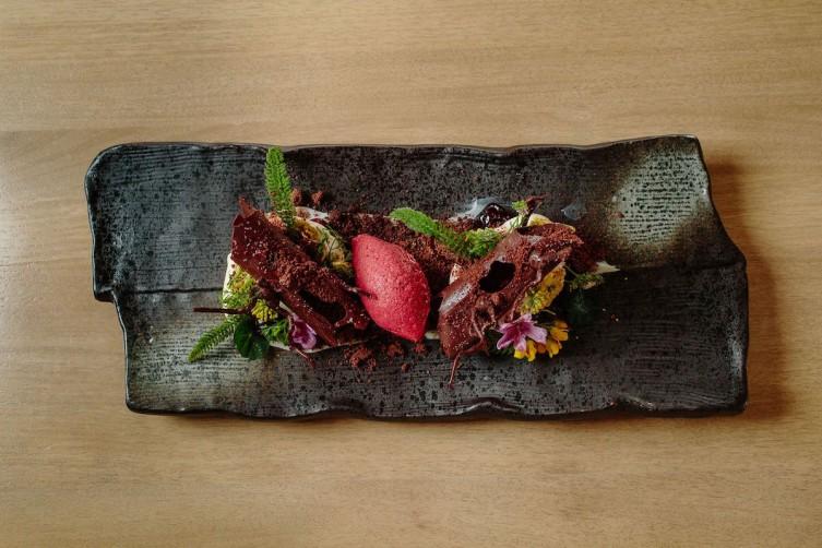A Global Cuisine Series dish