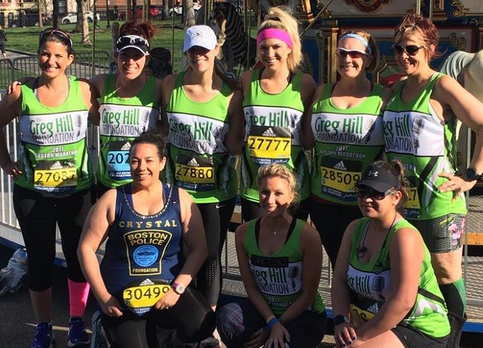 The Greg Hill Foundation Marathon