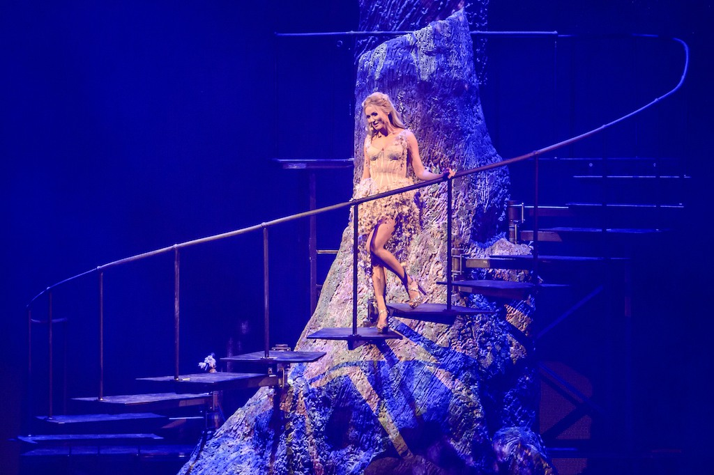 One Night One Drop Cirque du Soleil Jewel Haute Living Tita Carra