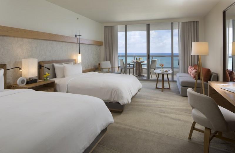 Junior Suite - Two Queen Beds Ocean View