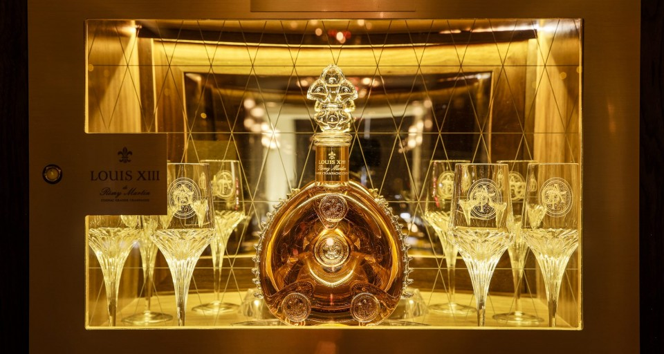 Faena Hotel Launches Exclusive $4,500 LOUIS XIII Lockers
