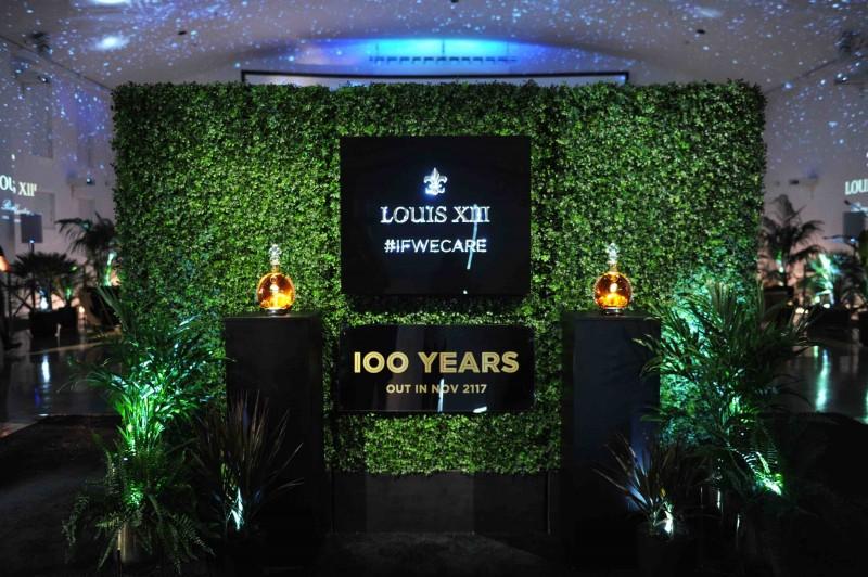 LOUIS XIII entrance
