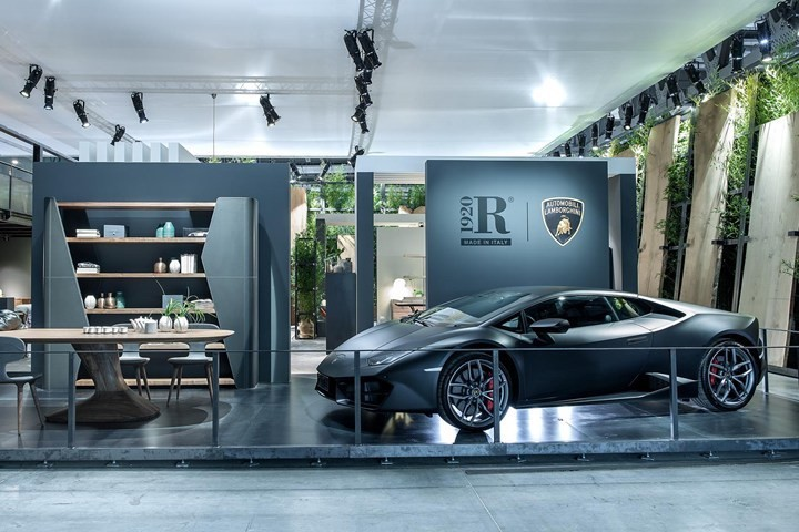 Shop Lamborghini-Inspired Furniture At The Northerners Pop-Up Showroom