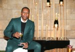 Leslie Odom Jr.'s Tips For Creating The Perfect Champagne Playlist