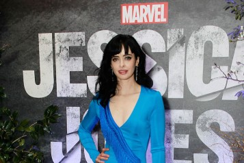 Netflix Original Series Marvel's Jessica Jones Season 2, NY Premiere Screening and Afterparty