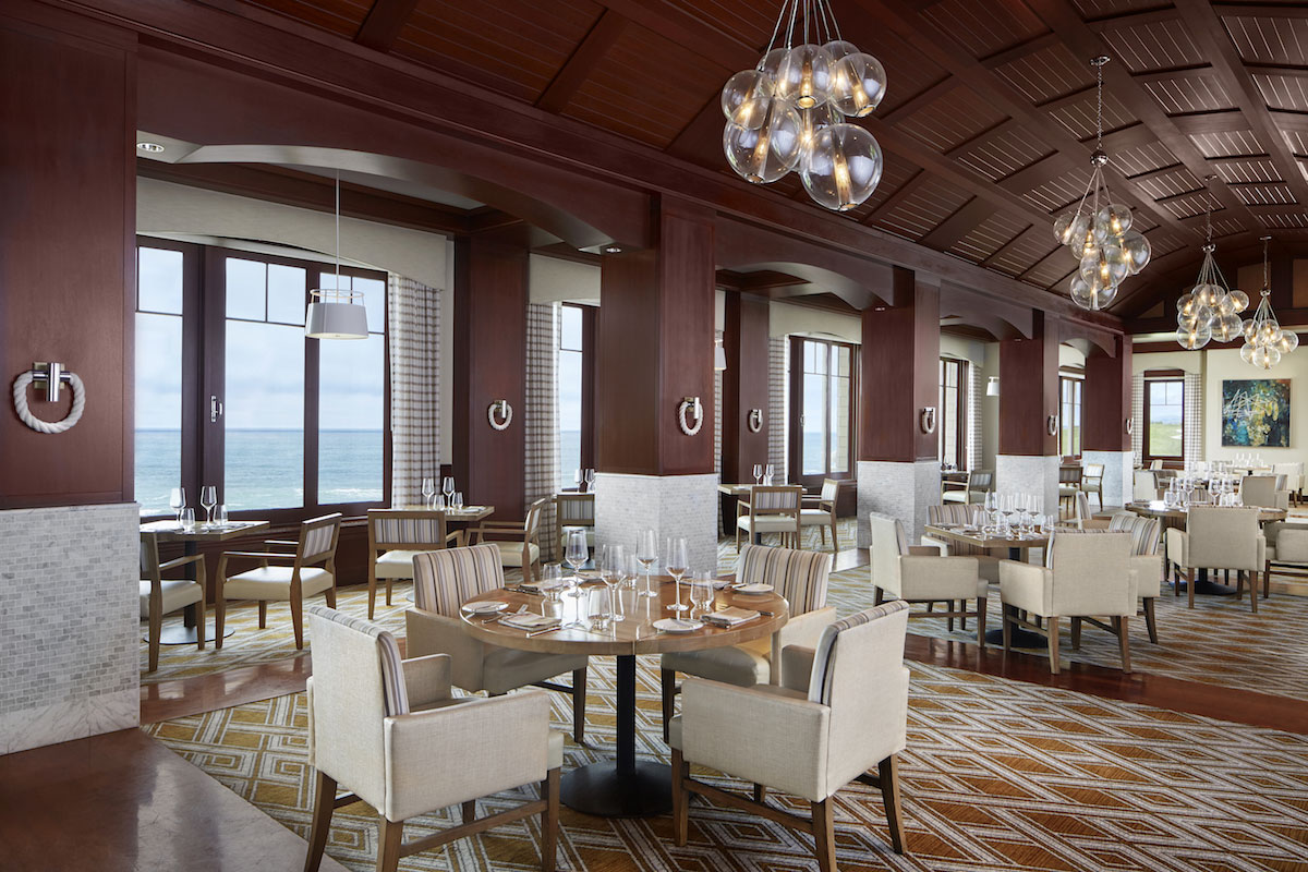 Navio, the Ritz-Carlton, Half Moon Bay's signature restaurant