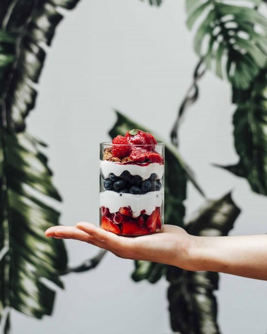 Planta_Berry Parfait