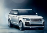 Range Rover Releases Limited Edition SV Coupe In Geneva Motor Show