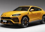 Lamborghini Launches World's Fastest Sport Utility Vehicle: The Urus