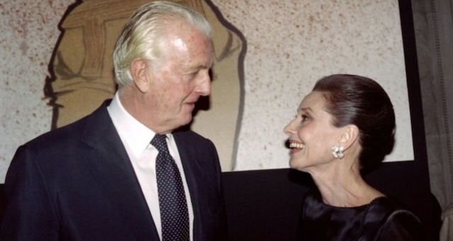 'Little black dress' designer Hubert de Givenchy dies aged 91