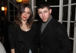 Sophia Bush & Nick Jonas
