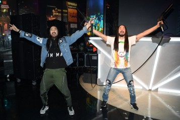 Steve Aoki at Madame Tussauds Las Vegas DJ Experience Launch_1_preview