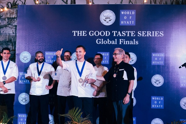 The Good Taste Series 2018 Winners