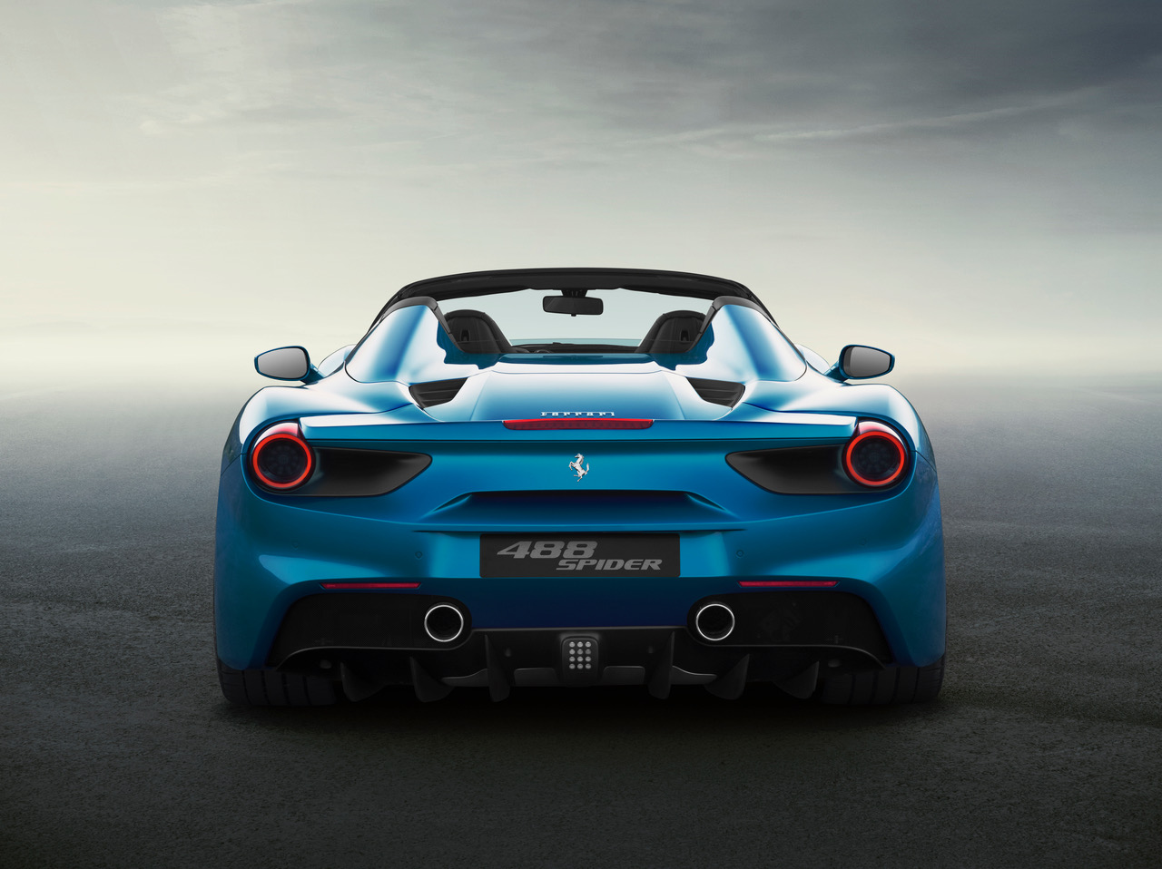 The Ferrari 488 Spider Is Gorgeous And Fast Live Trading News