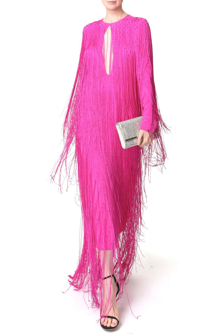 An Emilio Pucci gown available on Armarium