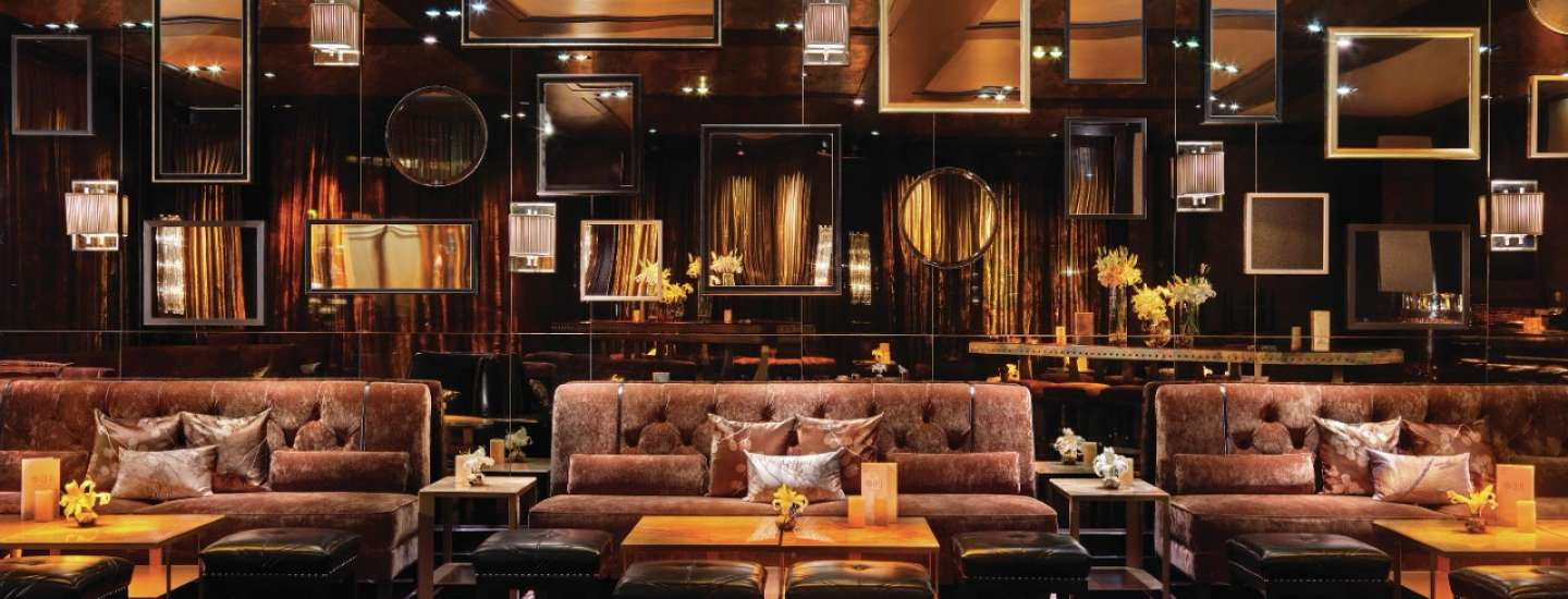 Lily Bar and Lounge Bellagio March Madness Haute Living Las Vegas