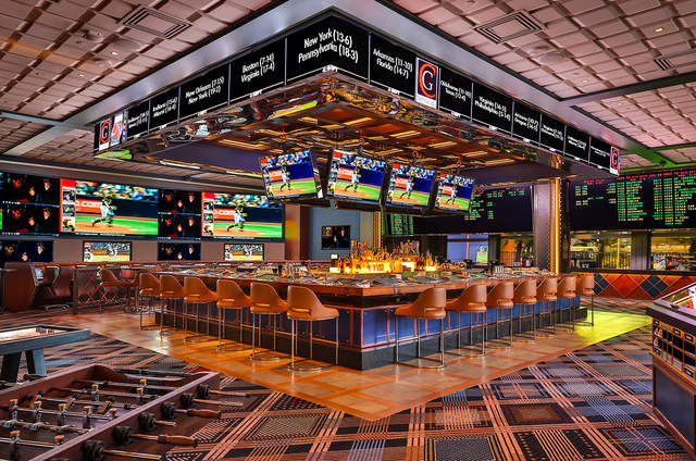 Race and Sports Book The Cosmopolitan of Las Vegas Haute Living March Madness