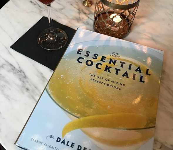 Library of Distilled Spirits Launches Cocktail Book Series With Dale DeGroff
