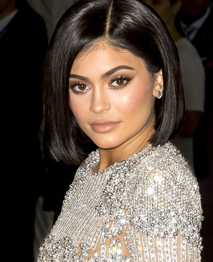 Kylie Jenner holds new daughter Stormi in new photos: