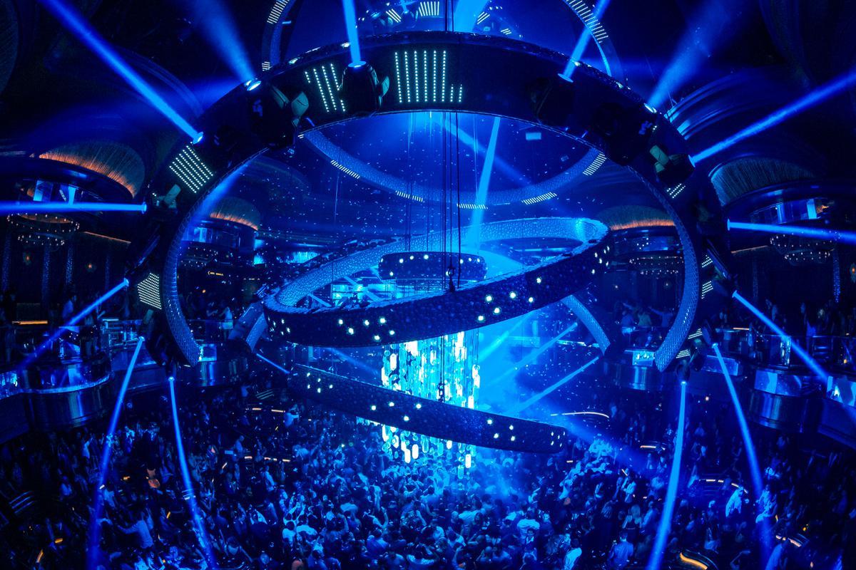 OMNIA Nightclub Anniversary Haute Living Tita Carra