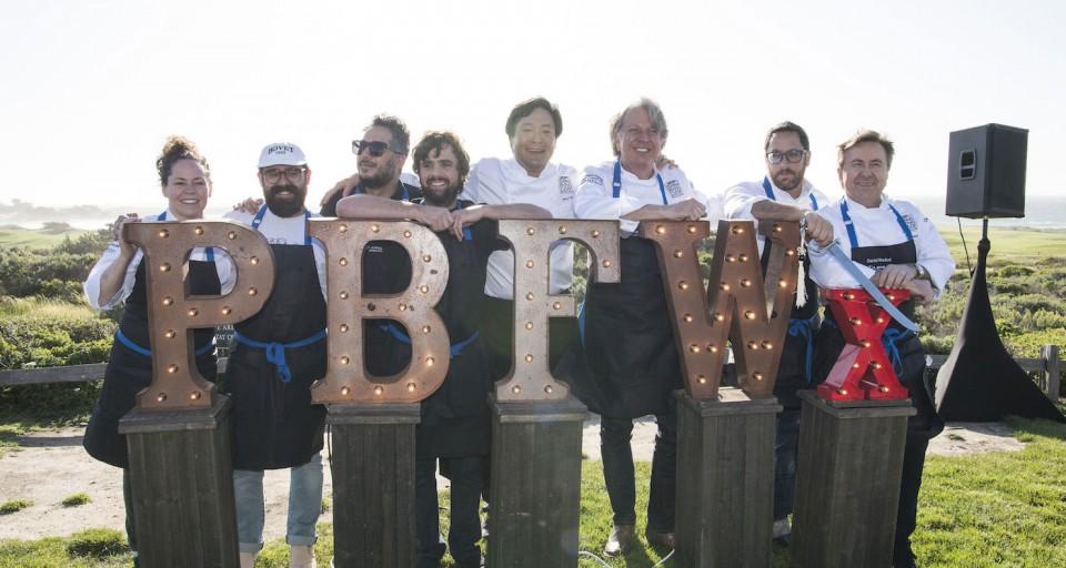Pebble Beach Food & Wine Announces Weekend Lineup