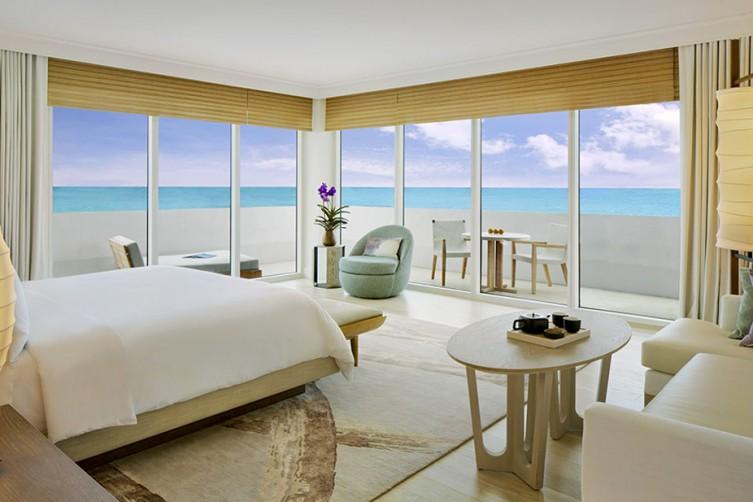 Zen Suite Nobu Hotel Miami Beach Haute Living Tita Carra