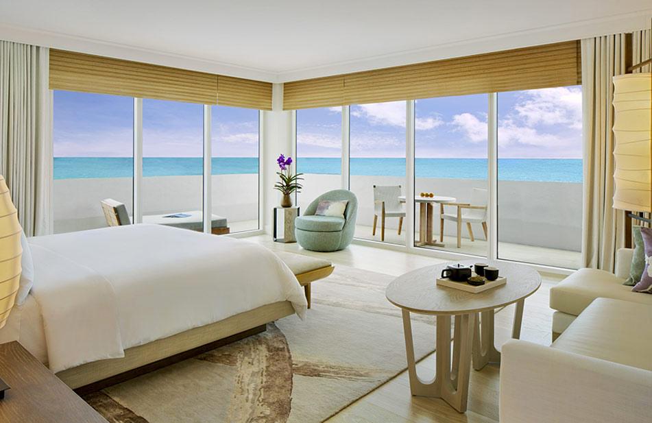 Nobu Hospitality Group Zen Suite Nobu Hotel Miami Beach Haute Living Tita Carra