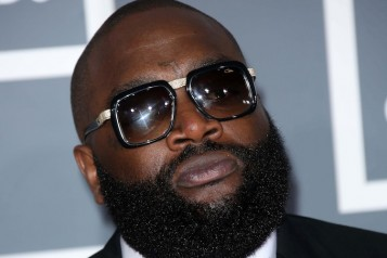 Rick Ross Hospitalized Teflon Don Haute Living Tita Carra