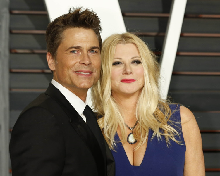 Rob and Sheryl Lowe