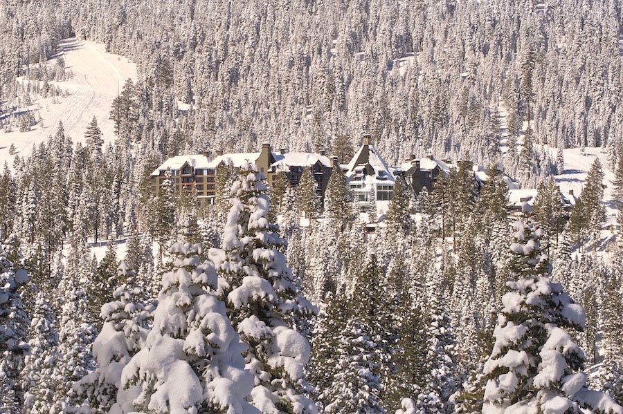 The Ritz-Carlton, Tahoe on March 17, 2018