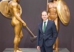 SAN FRANCISCO, CA - October 26 -  Max Hollein attends Gods in Color and Klimt & Rodin Donor Reception on October 26th 2017 at Legion of Honor in San Francisco, CA (Photo - Drew Altizer Photography)