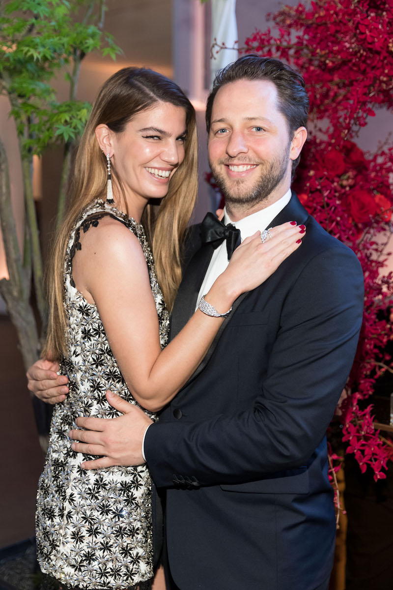Bianca Brandolini and Derek Blasberg