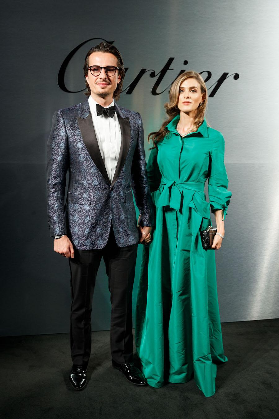 Ali Mostafa and Maha Mostafa