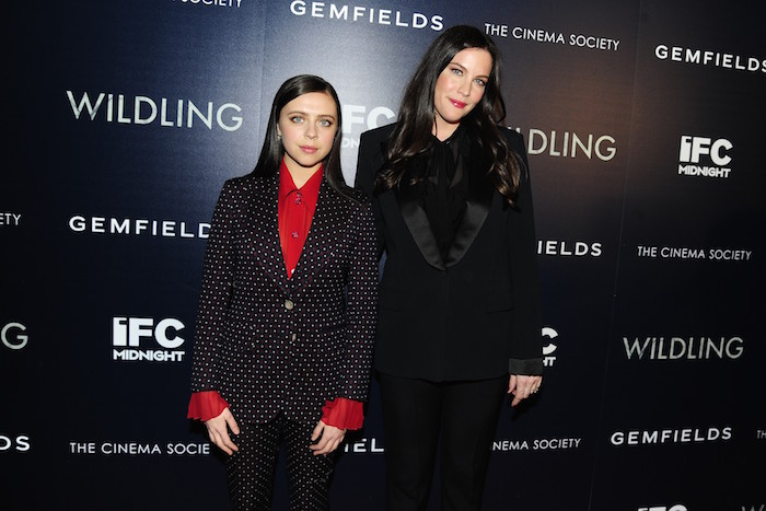 Bel Powley and Liv Tyler