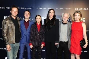 "The Cinema Society & Gemfields host a special screening of IFC Midnight's ""Wildling"""