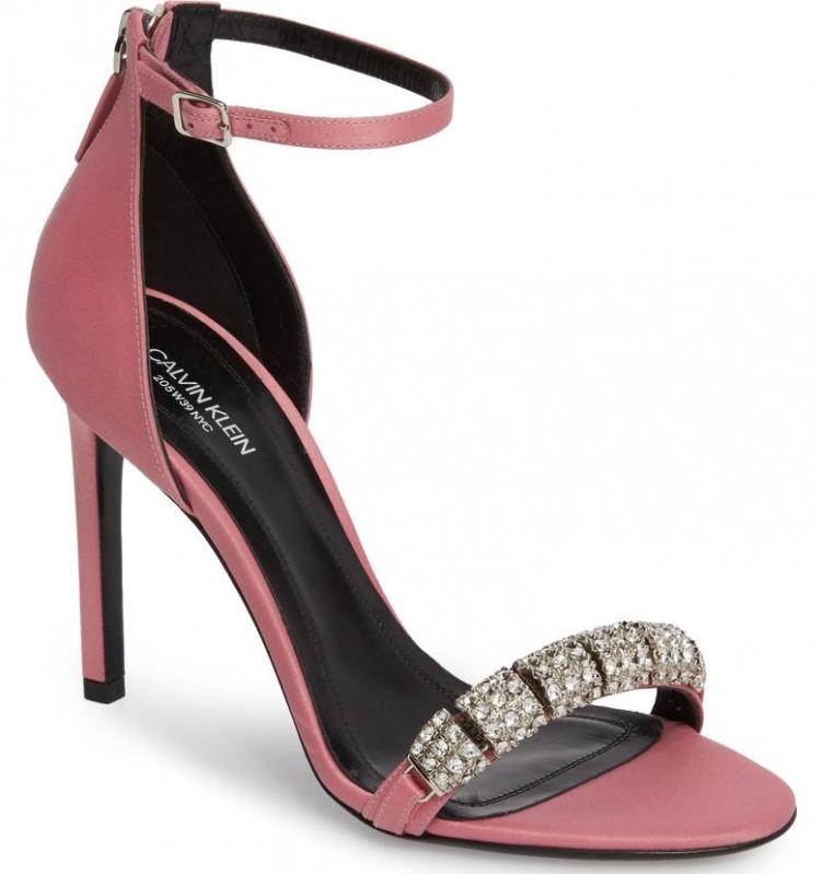 Calvin Klein Camelle Embellished Sandal
